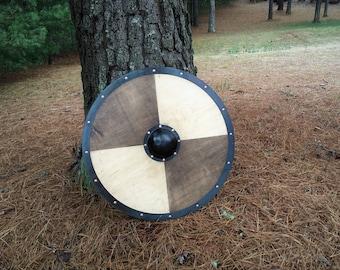 Maple Round Shield - Einherjar Standard Issue