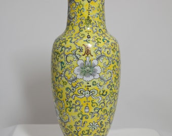 Cloisonne Vase with a stand