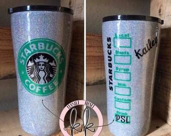 Starbucks Glitter Yeti