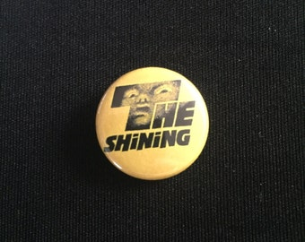 "Handmade The shining Stanley Kubrick 1"" Button Lapel Pin"