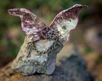 Steampunk Fairy Pendant
