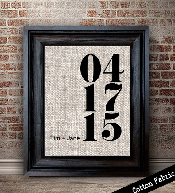 Second Wedding Anniversary Gifts For Men: 2nd Anniversary Gift On Cotton 2nd Anniversary Gifts For Men