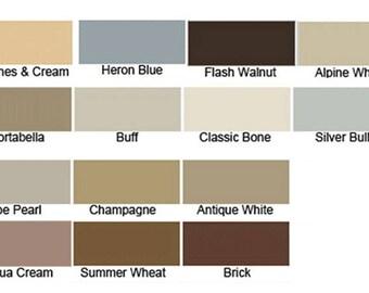 Color Fast Caulk to Match Hydroment Colors - Sanded/Rough