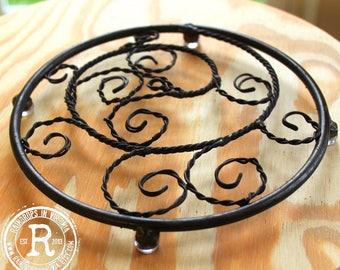 Handmade Circle Trivet