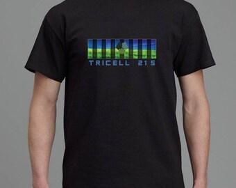 TRICELL 215 GREENER BLACK