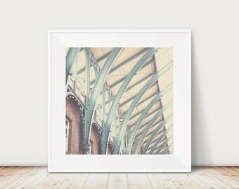 London photograph Covent Garden photograph London print London art London decor mint arch photograph architecture photo