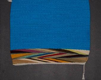 Navajo Wedge Weave Tapestry Wall Hanging
