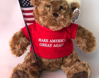 Our Original Trumpy Bear