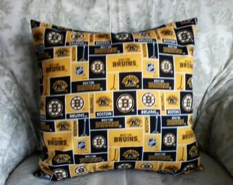 Boston Bruins pillow cover