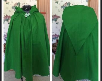 Child Elven Cloak Cosplay