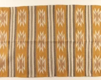 Native American Vintage Navajo Crystal Weaving, Ca 1940's-1950's, #1231