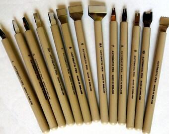 Set of Automatic Pens