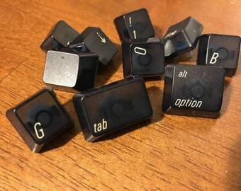 Keyboard Key Thumbtacks Or Magnets