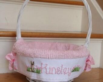 Girls Custom XLarge 15-16 inch Easter Baskets -Taking orders for 2019