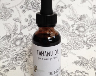 Pure Natural Tamanu Oil 1 oz - Bath and Beauty Product