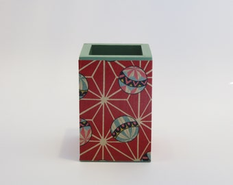 Chiyogami Pen Holders