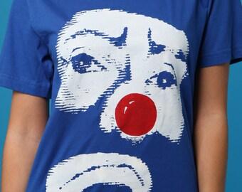 ADAMADAMADAM Saddo Clown print T-shirt