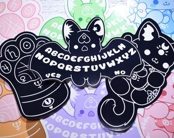 Kawaii Occult Cuties Sticker Set