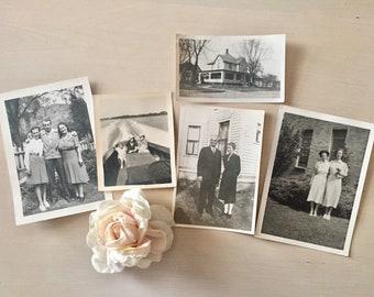 Vintage Photos -Antique - Crafts