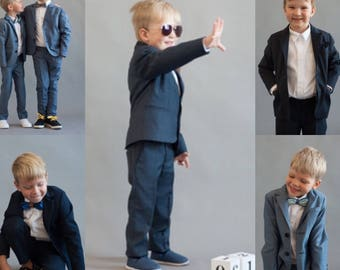 Made to order Boys Suits