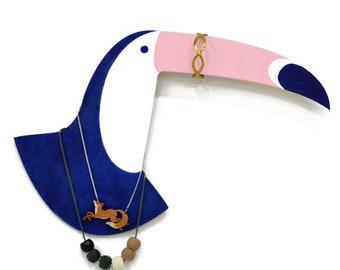 Toucan Jewellery Organiser