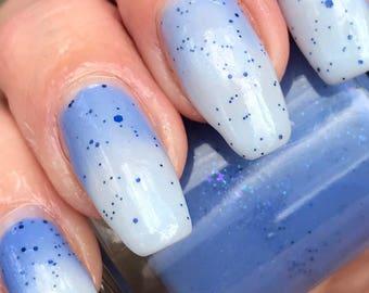 Azuredly thermale nail polish