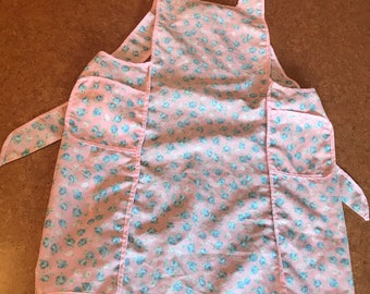Little Girl's Vintage Apron