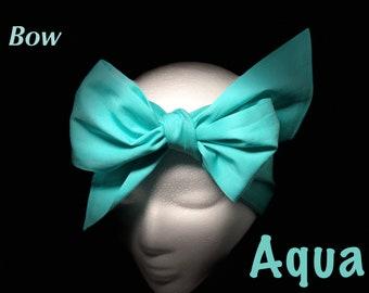 Aqua Head Wrap