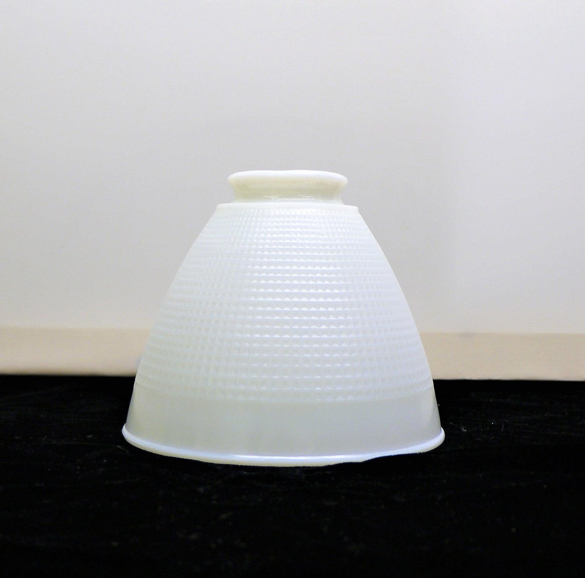 Vintage lamp shade stiffel lamp shade milk glass lamp shade zoom aloadofball Images