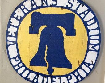 Stadium Series: Veterans Stadium, Philadelphia Phillies / Eagles Sign