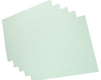 "3M 8000 Grit Wet or Dry Polishing Paper Pale - Pkg of 5 (8.5"" x 11"")  (EM2705)"