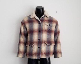 Vintage Guess Jeans Button Up Sz. M