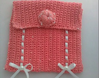Crochet Hook - hook case - crochet hook holder How to crochet hook case Handmade made in Italy
