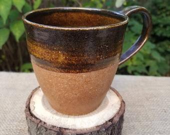 Handmade Stoneware Coffee Mug