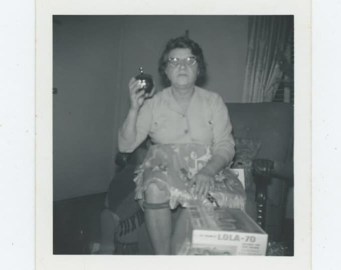 """Vintage Snapshot Photo: """"Josephine Hope, 1969, Sacramento, Calif"""" [84665]"""
