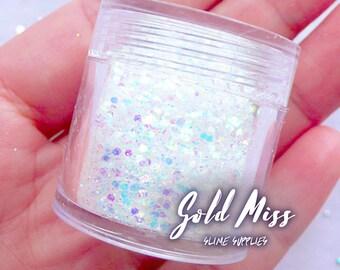 Slime Holographic Glitter Party Favors / Holosexual Holo Glitter, Slime Recipe, Slime Accessories, Slime USA, Slime Easy, Slime UK Glitter