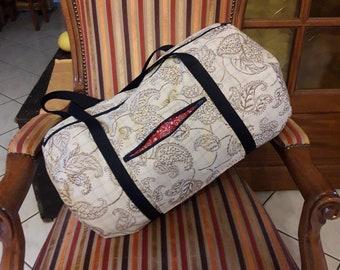 Weekender bag Arabesques