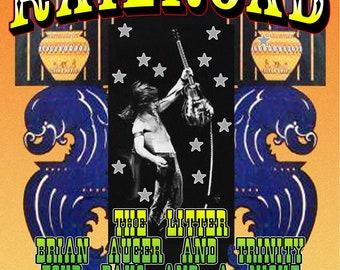 Grand Funk Railroad 1970 Aragon Ballroom Chicago