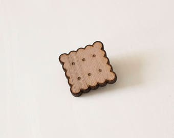 Wooden pin - Cookie