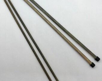 Lykke Driftwood Straight Knitting Needles