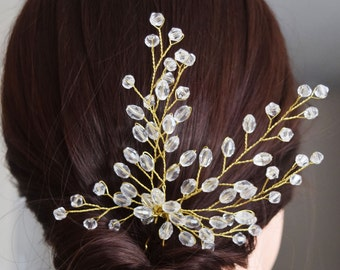 Bridal Hair Pin, Bridal Pin, Wedding Hair Accessory, Wedding Hair Pin, bh8