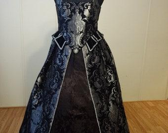 Renaissance Gothic Noble Gown