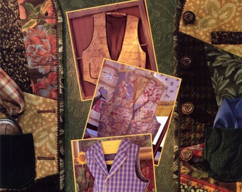 Two Hour Vests by Mary Jo Hiney | Craft Book