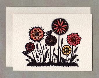 Garden Variety - Greeting Card