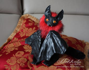 Poseable Netoper ooak art doll