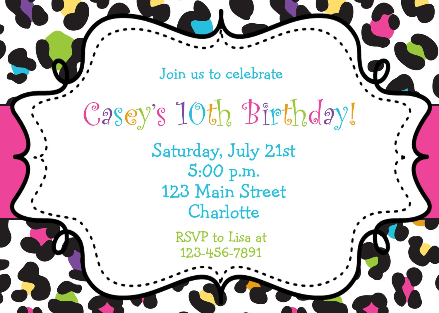 free printable surprise party invitations - Acur.lunamedia.co