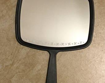 Custom Chalkboard Mirror