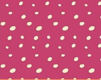 Windham Butterfly Dance Pink Magenta Spotty Dot Spot Fabric 50238-2 BTY