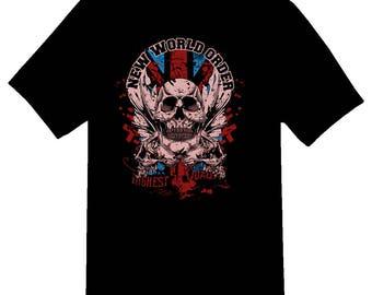 New World Order 449 Tee Shirt 082315