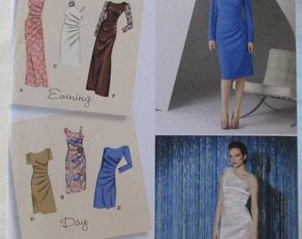 Simplicity Pattern 2053 Sizes 14-22. Misses Dress 2 Lengths 5 Styles. Uncut 2012